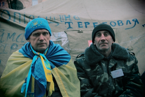 EuroMaidan in Photos